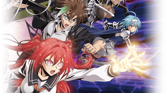 10 Rekomendasi Anime Bertema Raja Iblis - Shinmai Maou no Testament