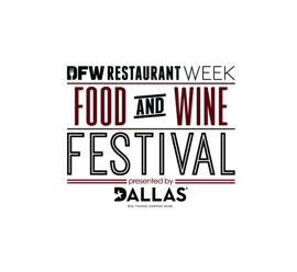 Dfw Food And Wine Festival August