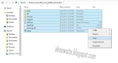 Flash Disk Installan Windows