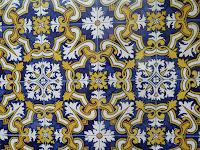 Iglesia Ntra Sra de la Presentación Aveiro Mosaico