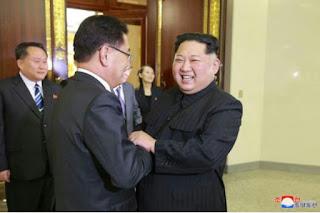 North Korea President Kim Jong