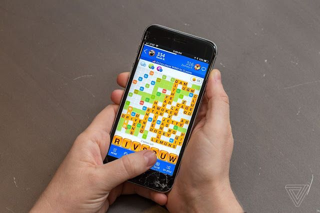 Game Words with Friends 2