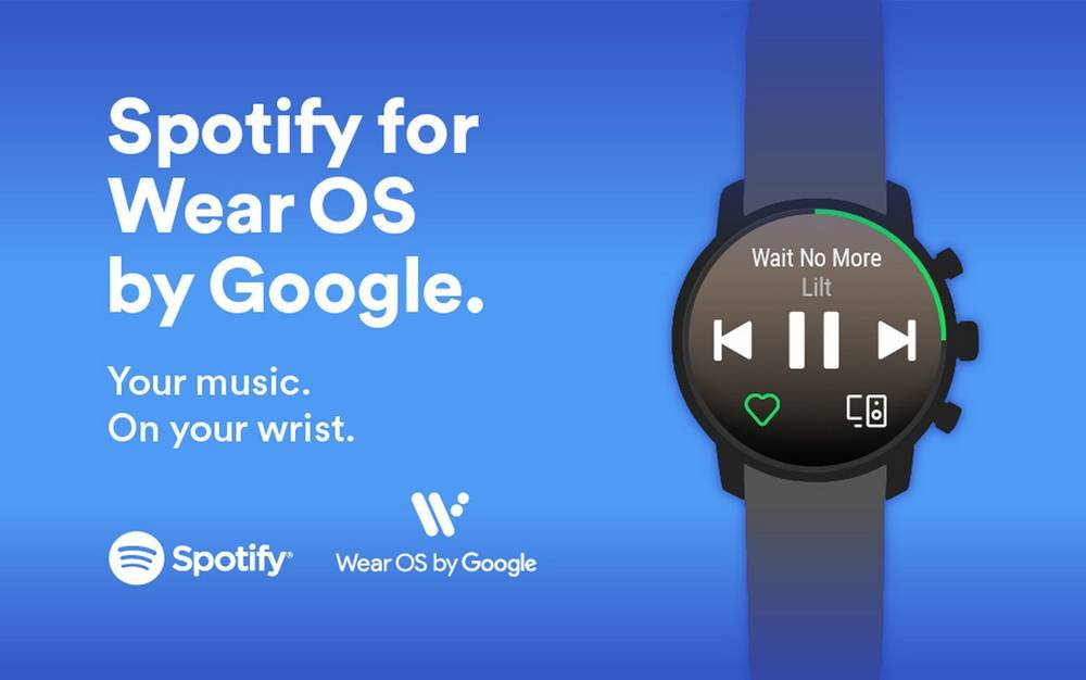 Spotify di Smart Watch Android (androidcentral.com)