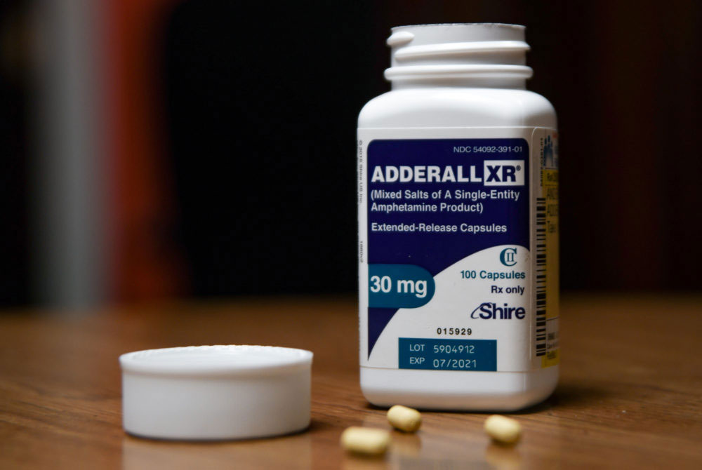 adderall extended release recreational