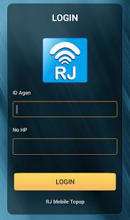 Aplikasi Android Mobile Top Up Raja Pulsa Payment