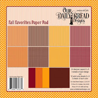 ODBD Fall Favorites Paper Collection