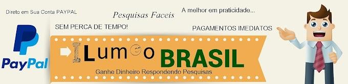 Ilumeo Brasil, Ganhe Dinheiro Respondendo Pesquisas