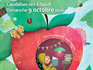 Dédicaces au salon du livre de Caudebec-lès-Elbeuf ~ 9 octobre 2016