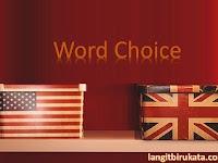 Perbedaan Penggunaan Kata Bahasa Inggris Amerika dan Britania yang Perlu Kamu Tahu