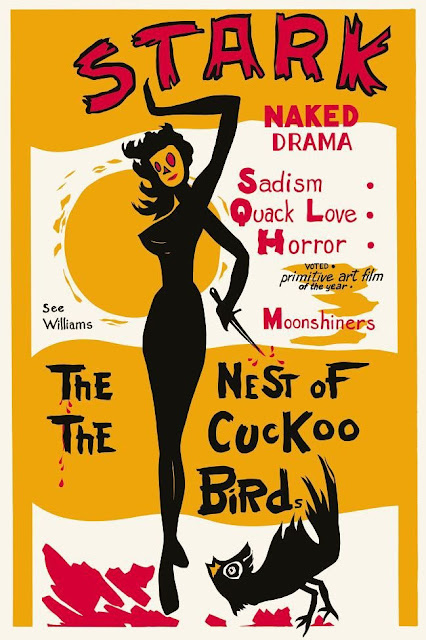 The Nest of The Cuckoo Bird Film Poster