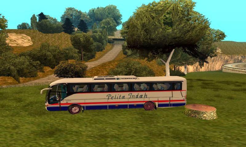 GTA San Andreas Mod Kendaraan Bus