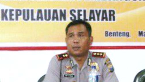 Amankan Arus Mudik, Polres Selayar, Gelar Operasi Ramadniya 2017