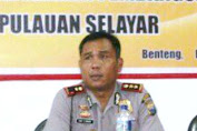 Amankan Arus Mudik, Polres Selayar Gelar Operasi Ramadniya 2017
