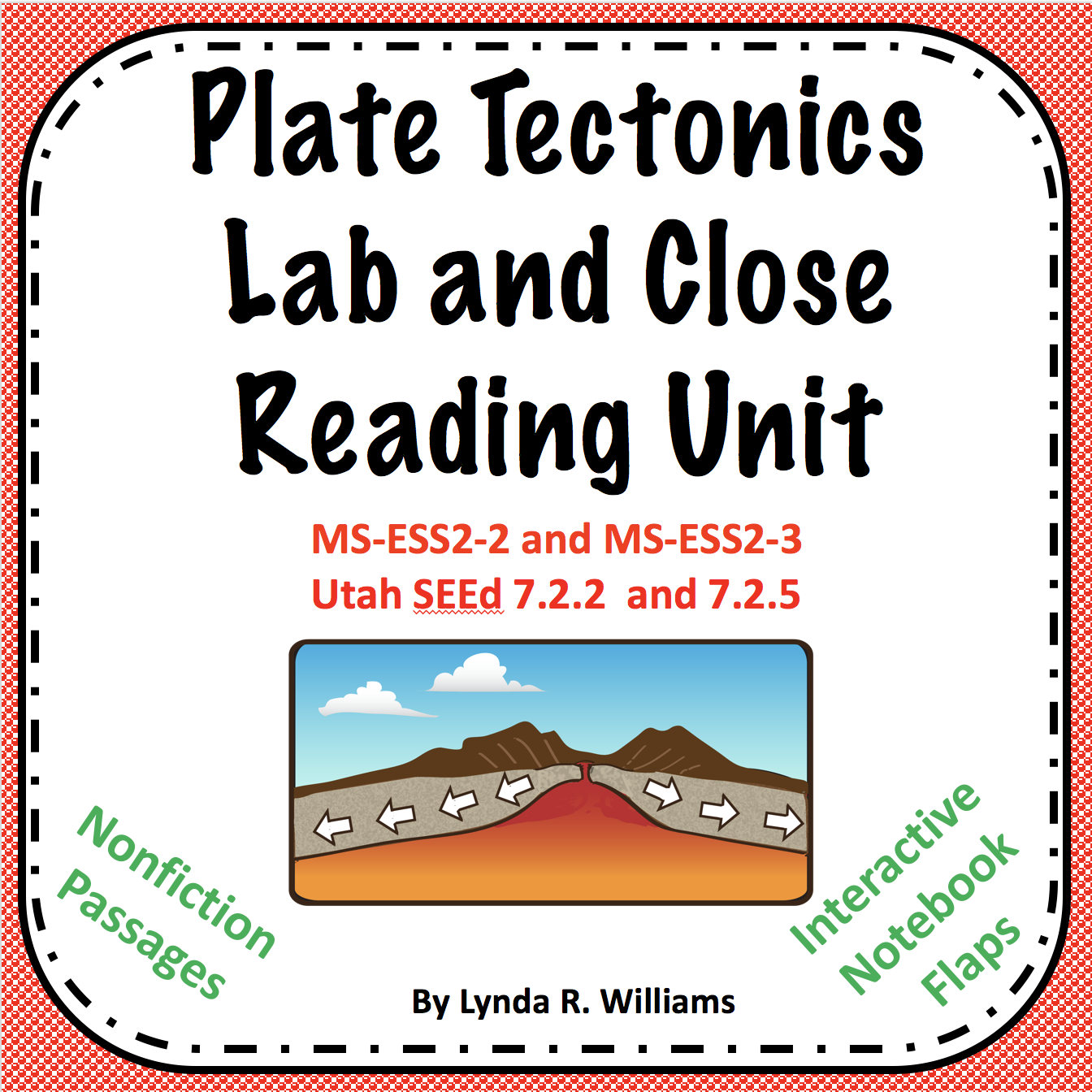 Teaching Science With Lynda Plate Tectonics And Middle