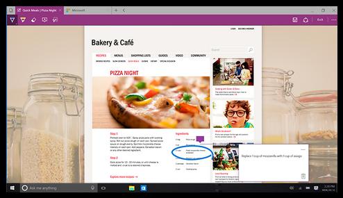 Peluncuran Edge Pengganti Web Browser Internet Explorer Resmi Pada Tanggal 29 Juli 2015