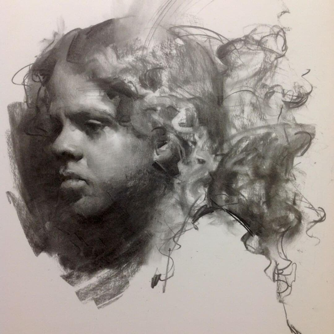 11-Life-Drawing-Zhaoming-Wu-Black-and-White-Charcoal-Portraits-www-designstack-co
