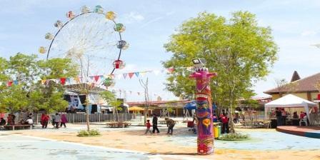 Rita Park Tegal Dufan Mininya Jawa Tengah