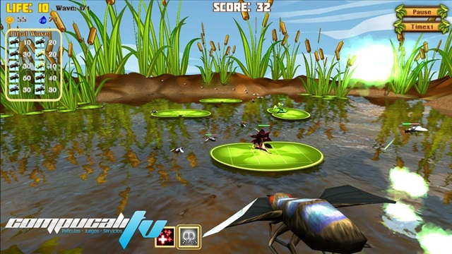 Dangerous Insects PC Full