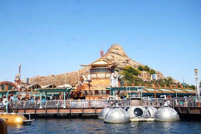 Port of Discovery at Tokyo Disneysea Japan