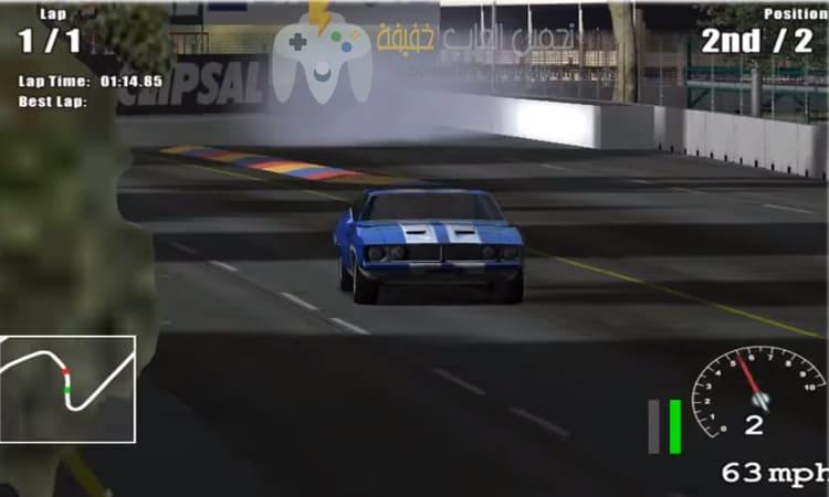 تحميل لعبة Driving Speed 2 للكمبيوتر