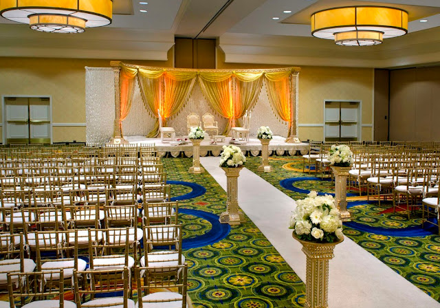 Sleepy Hollow Wedding Venue Marriott Westchester Marriott NY