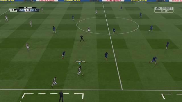 PES 2017 Revolution Pitch V2