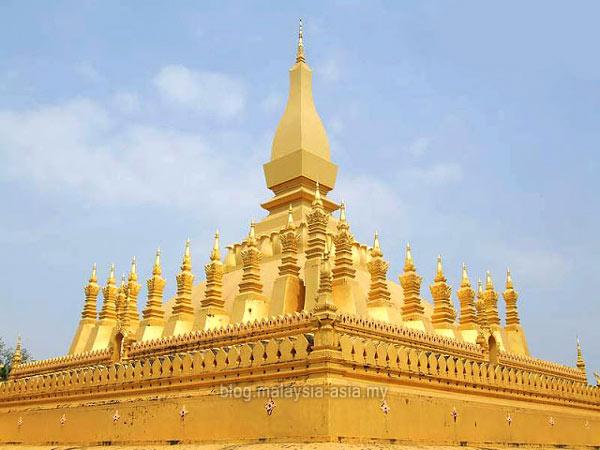 Vientiane Golden Stupa