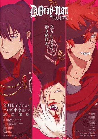 Tanggal Tayang, Judul dan Video Promo Anime D.Gray-man Hallow Diumumkan