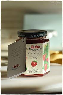 mermelada de fresa- aperitivo con mermelada-