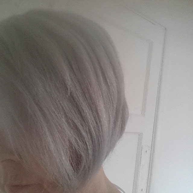 Grey Hair Colour from Metallic Glory | Colour Freedom