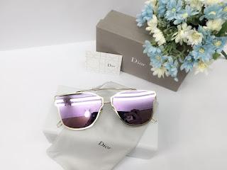 Kacamata Sunglass Dior Flat