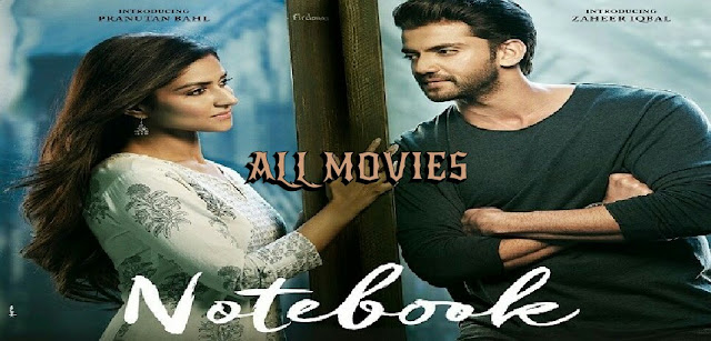 Notebook Movie pic