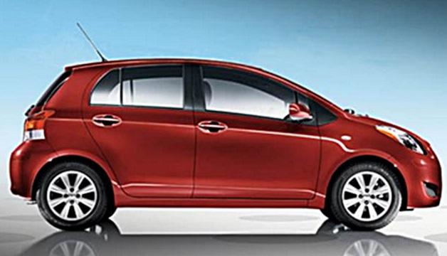 Car Prices Toyota Yaris Hatchback Australia 2016