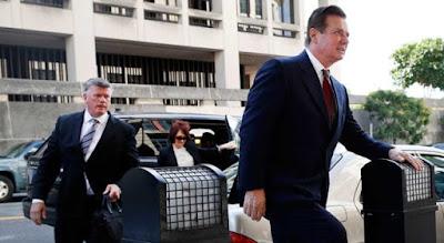 A la cárcel el exjefe de campaña de Trump