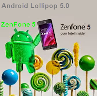 zenfone 5 android lollipop 5.0 update