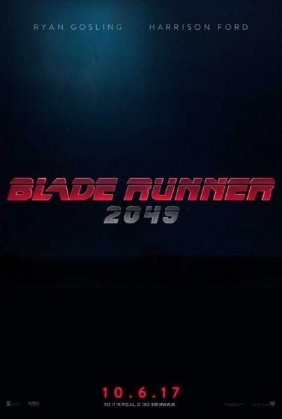 Film Blade Runner 2049 2017 Bioskop
