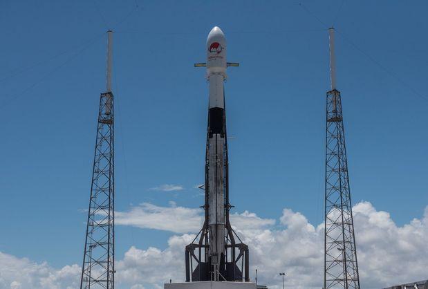 SpaceX повторно використала варіант Block 5 ракети Falcon 9