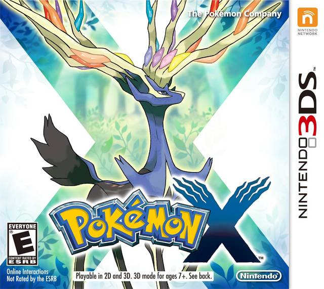 Gamer Eyes: Pokemon X (USA) Decrypted 3DS Rom Download