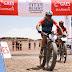 Ignacio Gili sobre una Fat Bike se impone en la tercera etapa de la Titan Desert 2018