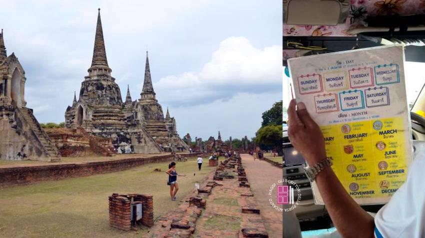 Ayuthhaya: Historical Park e Wat Mahathat.