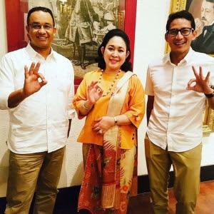 Gara-gara Dukung Anies-Sandi, Golkar Bakal Evaluasi Titiek Soeharto