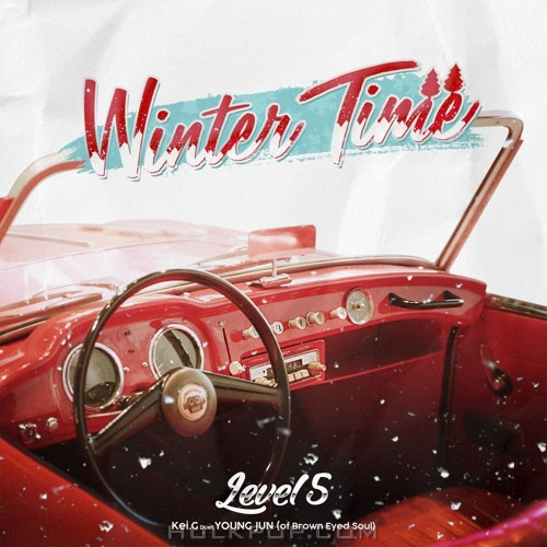 Kei.G – Kei.G Lv.5 Winter Time – Single