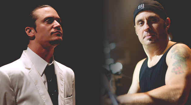 mike patton dave lombardo