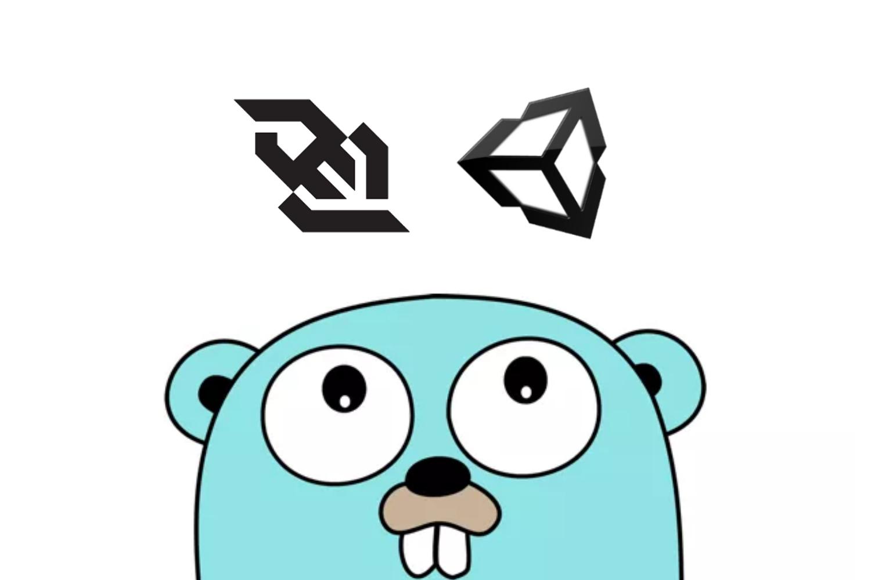 Golang server + WebSocket protocol + Unity C# client