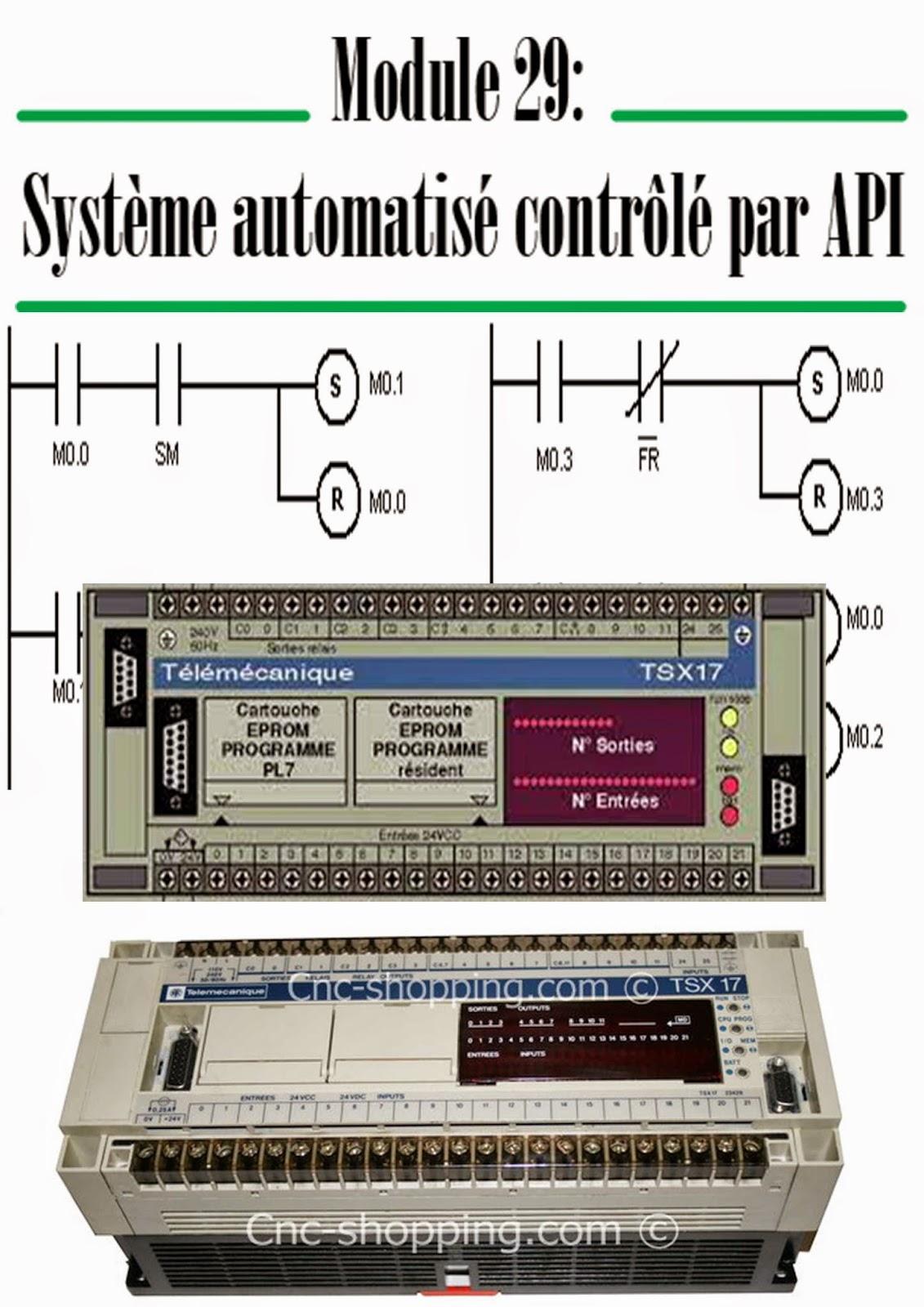 Module 29: Système automatisé contrôlé par API   pdf