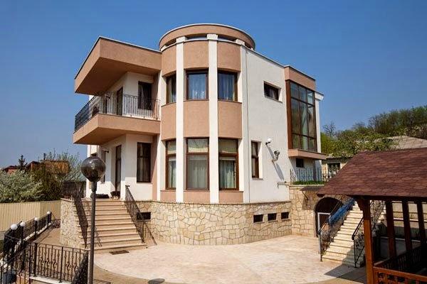 Birou arhitect Constanta - Constructii case vile moderne cu etaj Constanta