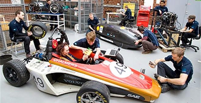 H SEAT κύριος χορηγός του διαγωνισμού Formula 1 Student