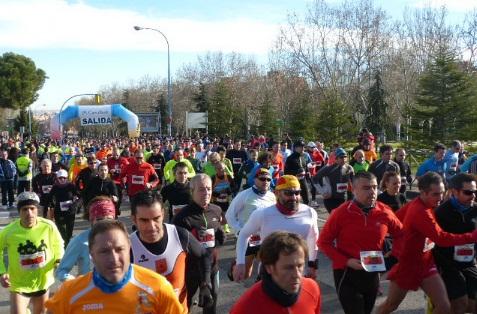 96a761b734a38 ... ya tradicional carrera de las Dos Leguas Fuente de la Chopera (11,145  kilómetros). Será el 8 de mayo, a las 10 de la mañana, en el parque de la  Chopera.