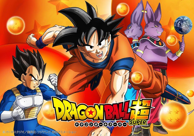 dragon ball super por mega