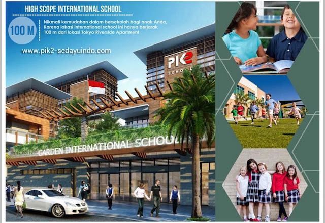 International School @ PIK 2